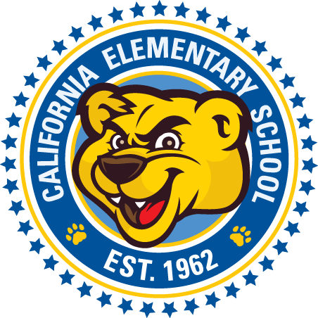 California Elementary School Logo