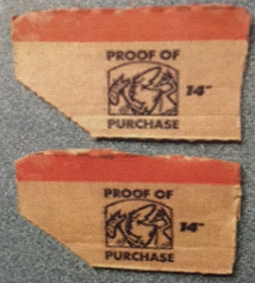 Little Caesars Proof of Purchase