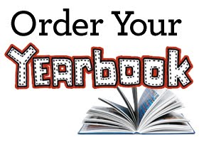 Order Your Yearbook with a yearbook below
