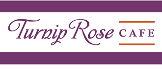 Turnip Rose Cafe logo