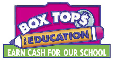 Box Top   for Education Earn Cash For Our School Logo