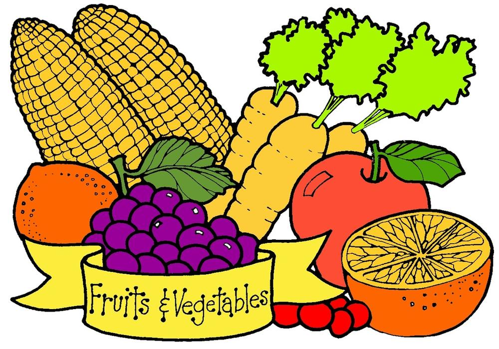 Assorted fruits   vegetables